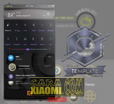 Download Tema MIUI RR Xtreme mtz by Anton
