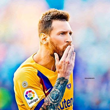 #MESSI Is #Messi