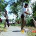 Taruna Merah Putih Gunungsitoli Gotong Royong Di Desa Tuhemberua Ulu