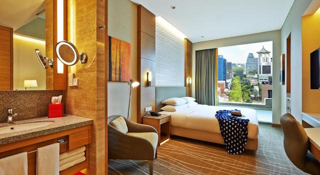 Hotel Jen Orchardgateway - room