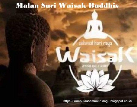 Malan Suci Waisak Buddhis