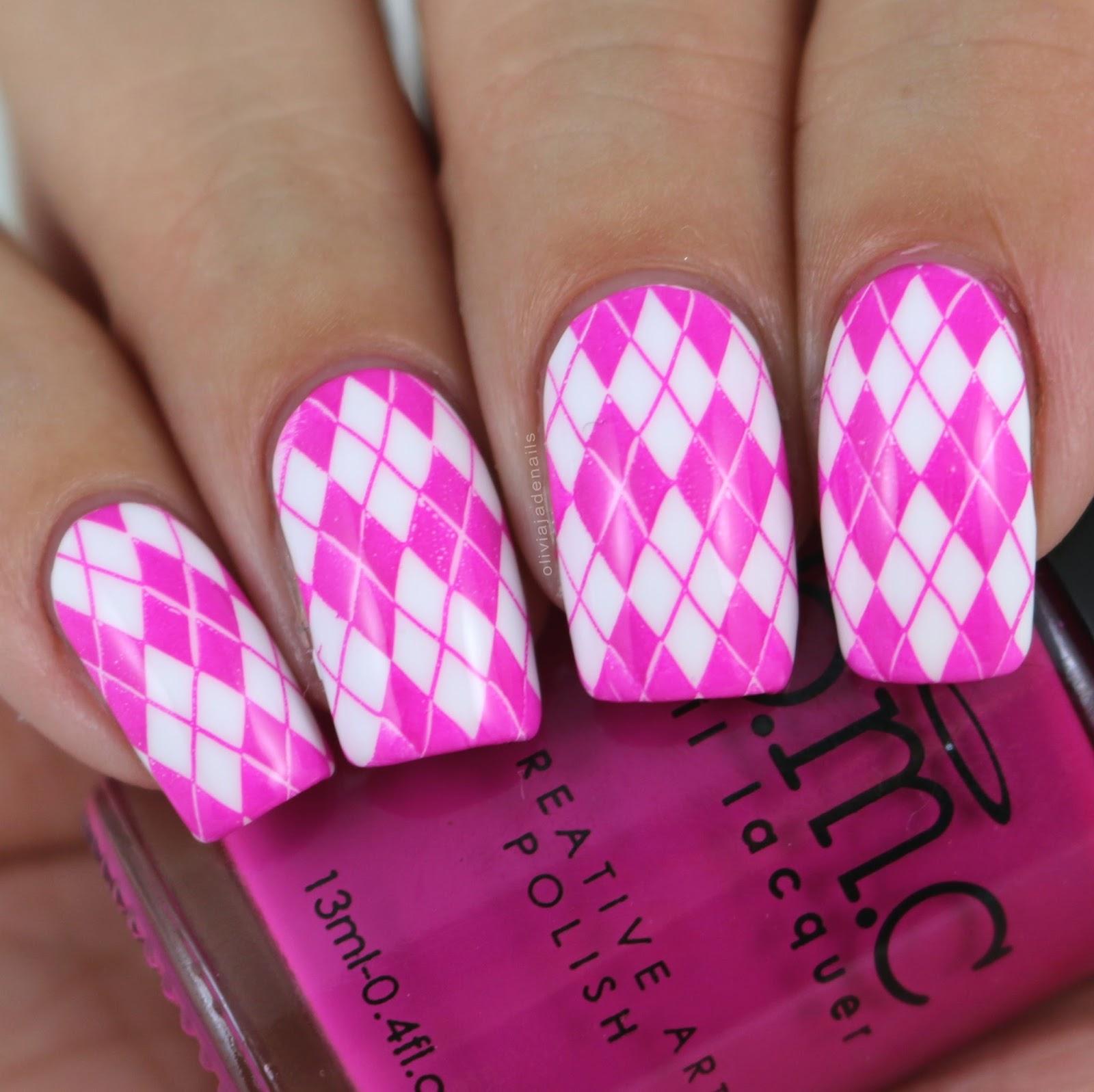 Olivia Jade Nails: Lina Nail Art Supplies Dress Your Nails 01 ...