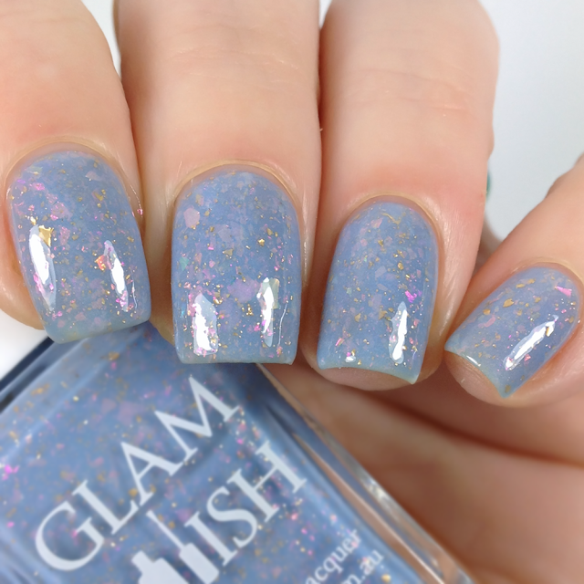 Glam Polish-I Have Enough Diamonds