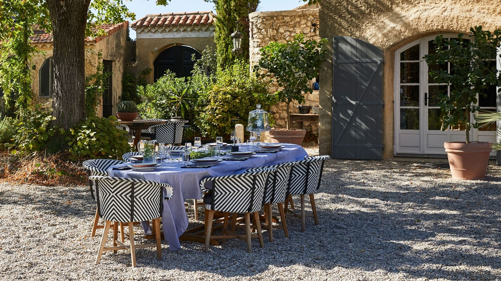 A country house full of charm in South France