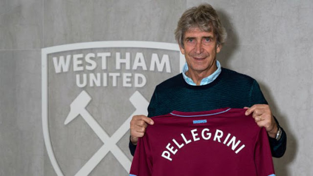 Moved to the Lower Board, West Ham Officially Dismissed Manuel Pellegrini