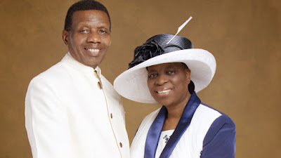 President Buhari Sends Soul-lifting Message To Pastor Adeboye's Wife As She Clocks 70