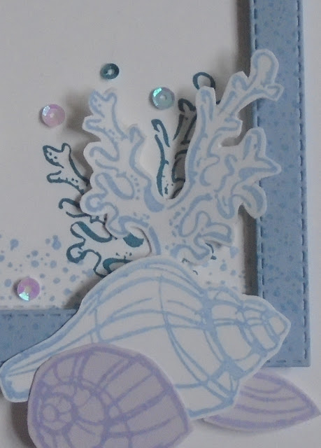 Craftyduckydoodah!, Seaside Notions, Stampin' Up! Susan Simpson UK Independent Stampin' Up! Demonstrator, Supplies available 24/7 from my online store, Stitched Rectangles Dies