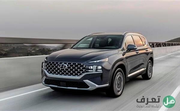 مواصفات سيارة هيونداي توسان 2022 Hyundai Tucson  specifications