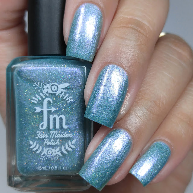 Fair Maiden Polish - Seaflower