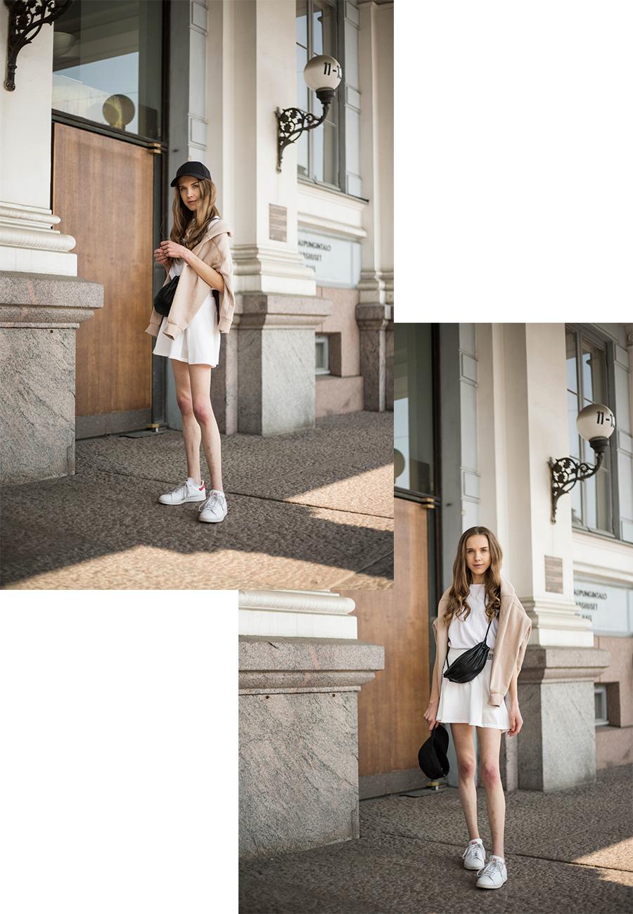 Kesän muotivinkit, muotibloggaaja, tennishame // Summer fashion tips, style blogger, tennis skirt