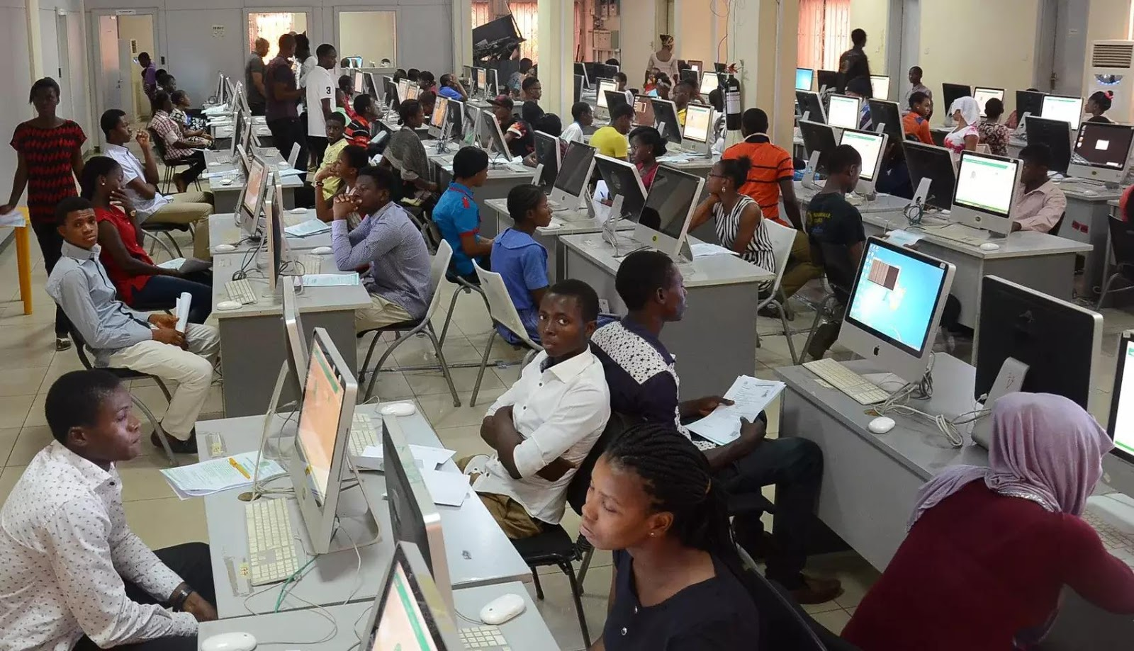 Jamb cut off marks for universities