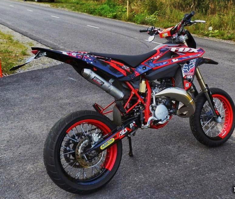 Husqvarna Sm 450R Bikes