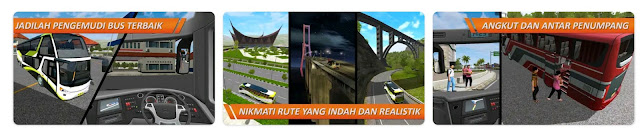 (BUSSID) Bus Simulator Indonesia Mod Unlimited Money Download di Android