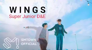 Super Junior D&E - Wings Lyrics (English Translation)