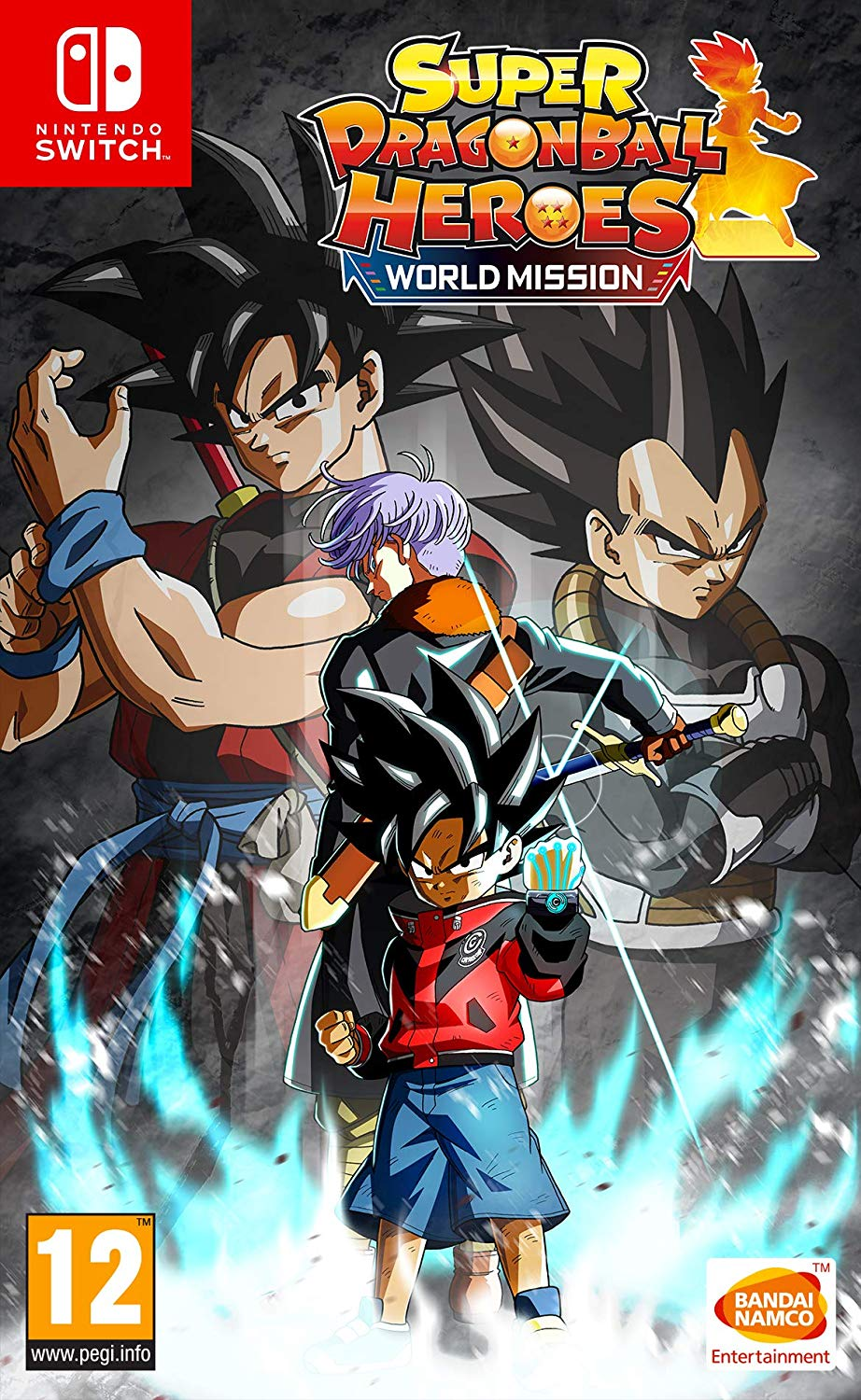 Super Dragon Ball Heroes SS2
