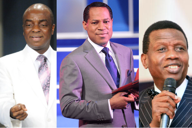 Most Powerful Pastors in Nigeria for this Year