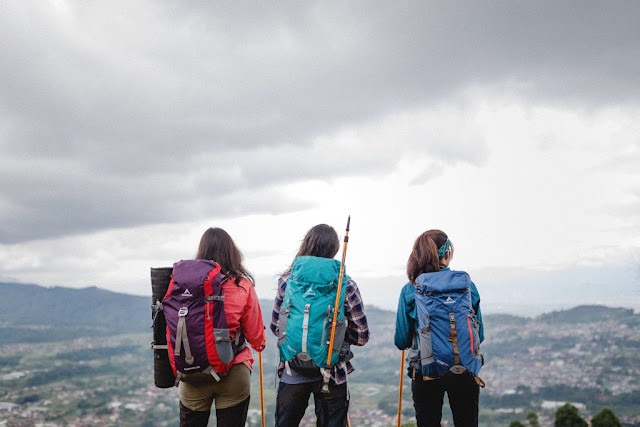 Manfaat Mendaki Gunung untuk Kesehatan Tubuh