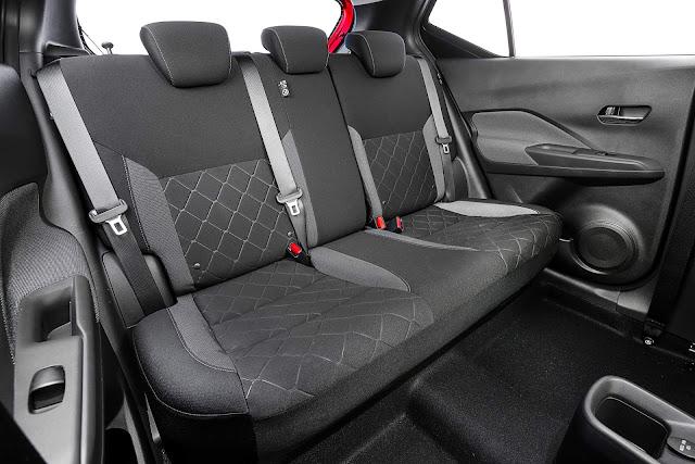 Nissan Kicks S CVT (Automático) 2018 - Interior