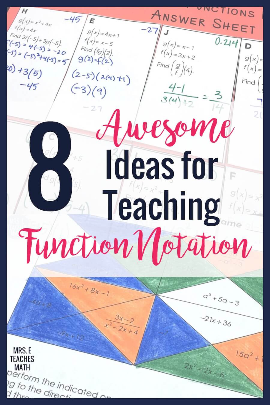 small resolution of 8 Ideas for Teaching Function Notation   Mrs. E Teaches Math