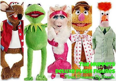 The Muppets Plush Toys