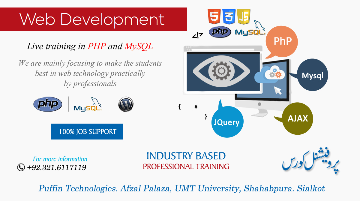 Sialkot Web Solutions, Web Hosting, Web Design and Web