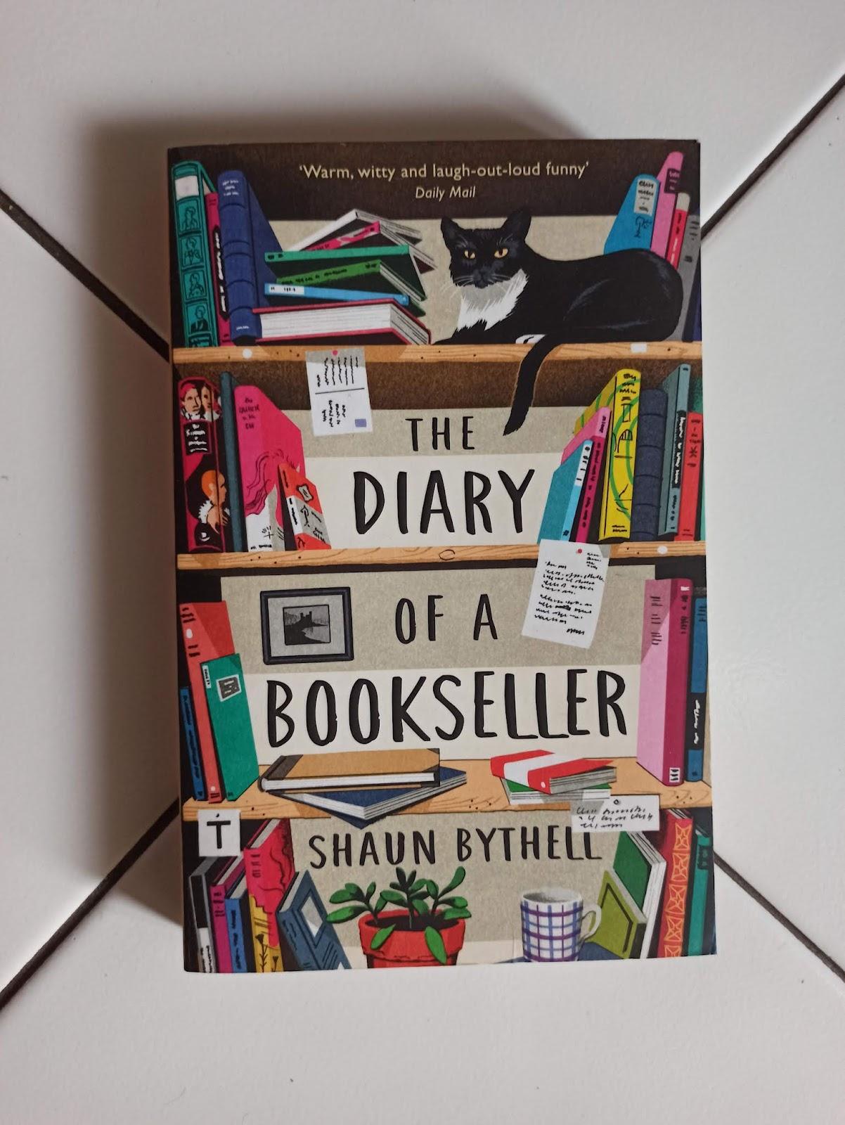 Biography of Shaun Bythell