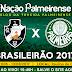 Assistir Vasco x Palmeiras Ao Vivo 13/08/2017