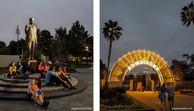 Parque Louis Armstrong, Nova Orleans
