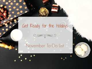 November To-Do list - Ioanna's Notebook