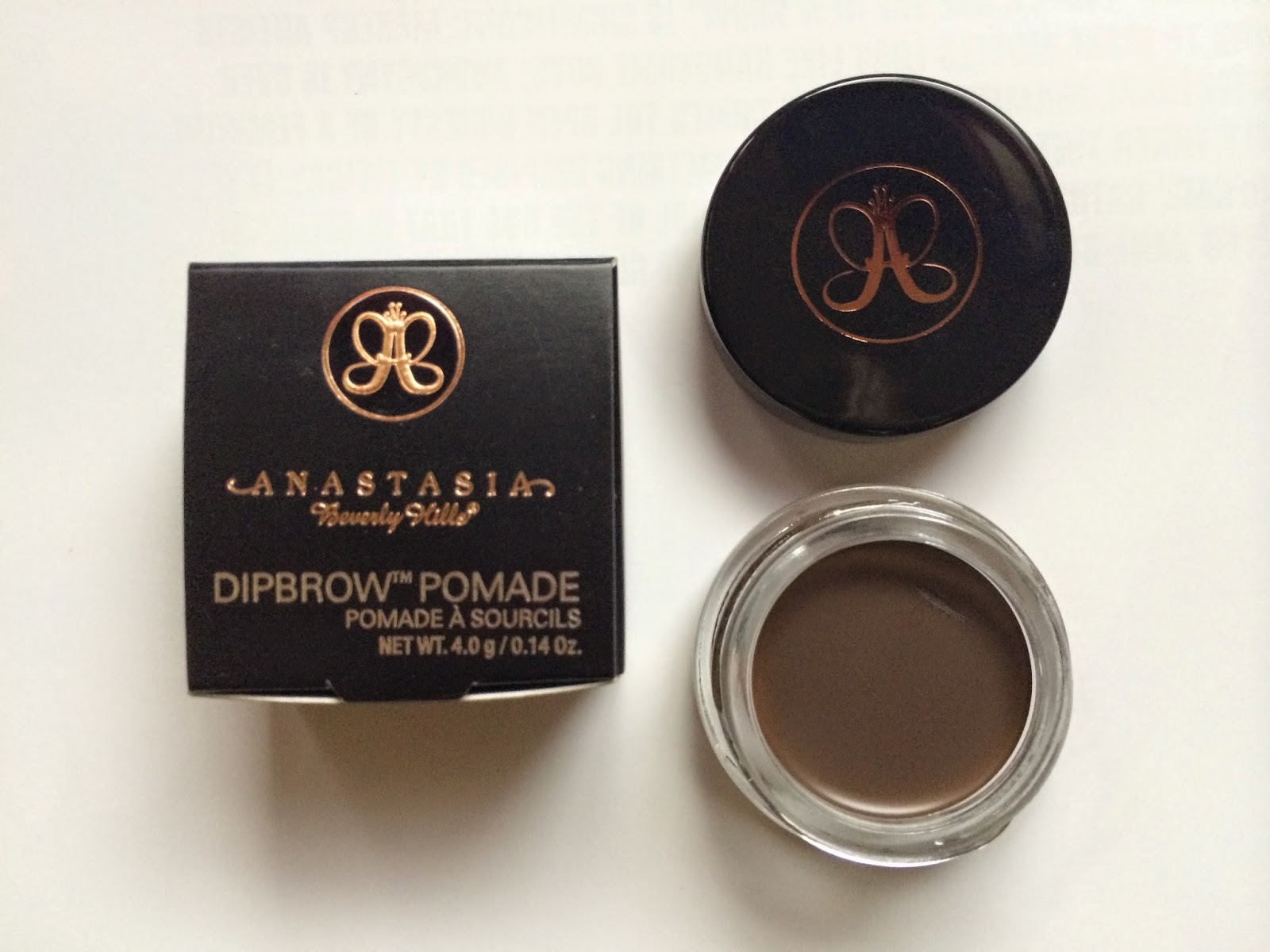 Review Anastasia Beverly Hills Dipbrow Pomade In Dark -9288