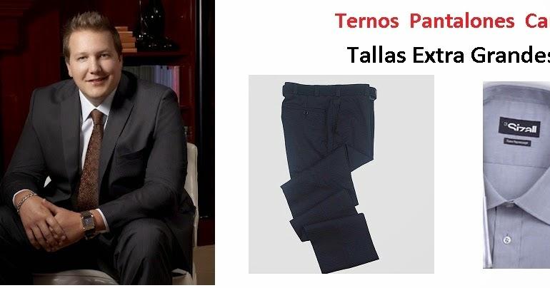 TERNOS  TERNOS -XL-XXL-XXXL-XXXXL-A Medida en Lima 86ff5ae7bbca