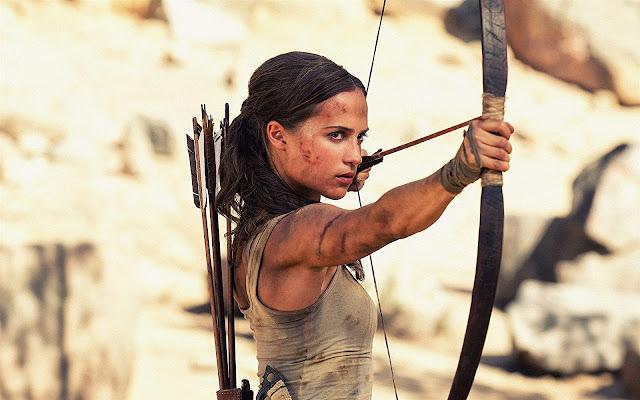 """Tomb Raider 2"" está a caminho, Alicia Vikander retorna"