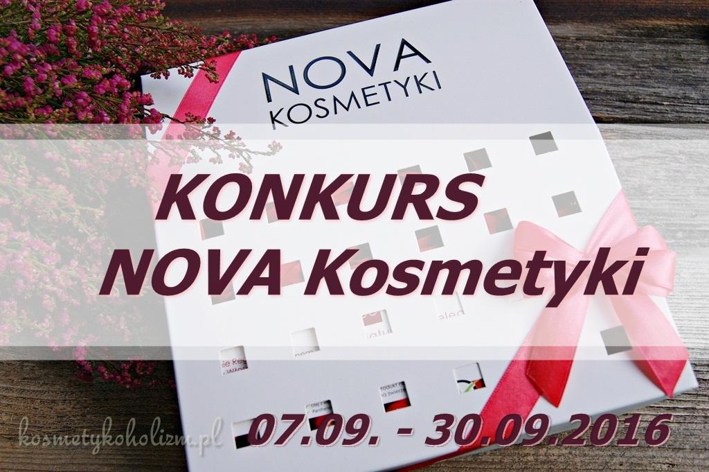 KONKURS - Wygraj zestaw kosmetyków NOVA KOSMETYKI GoCranberry