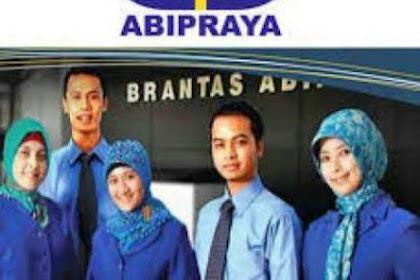 Lowongan Kerja BUMN PT Brantas Abipraya (Persero) Penempatan Seluruh Wilayah Kerja Indonesia