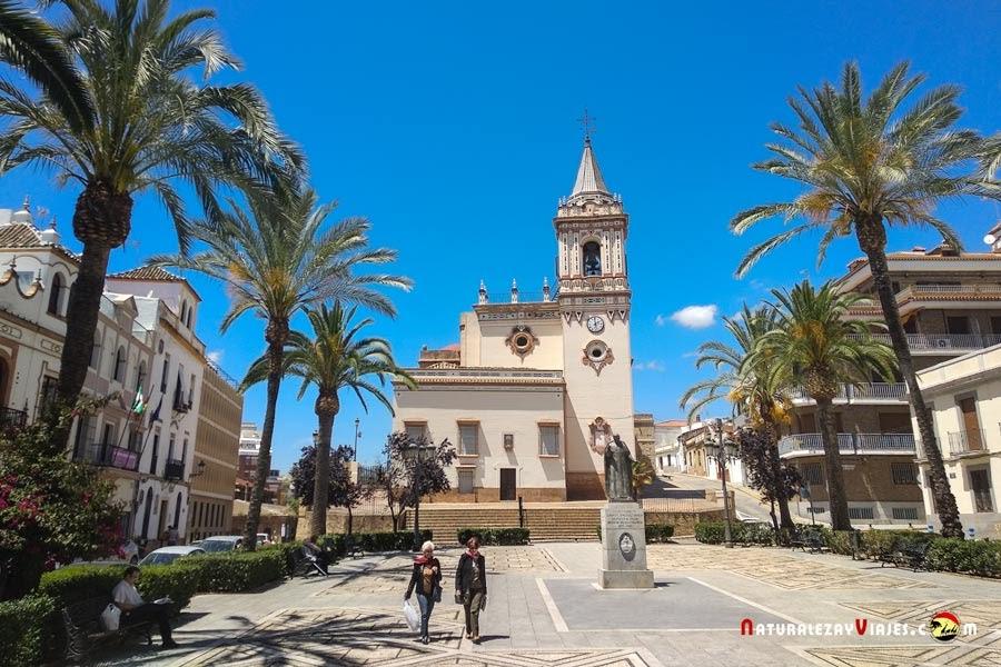 San Pedro, Huelva