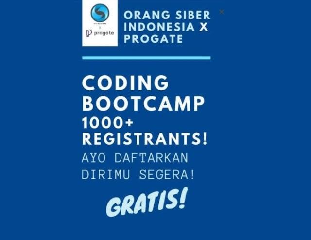 Info Belajar: Bootcamp Coding