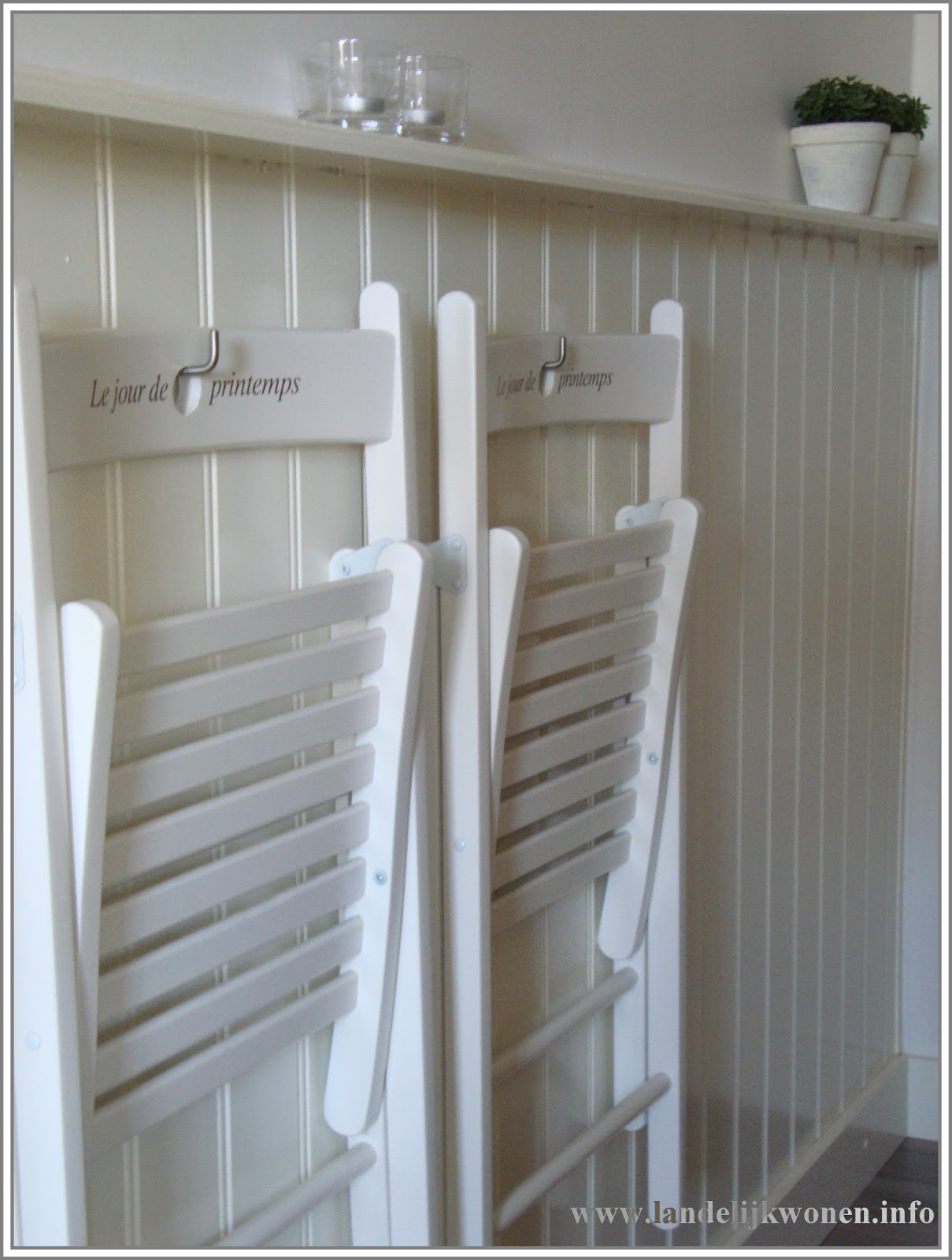 landelijk wonen long island style. Black Bedroom Furniture Sets. Home Design Ideas