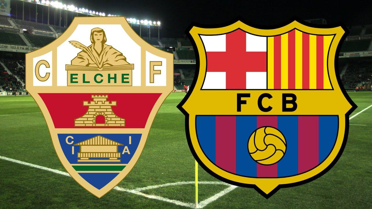 بث مباشر مباراة برشلونة والتشي