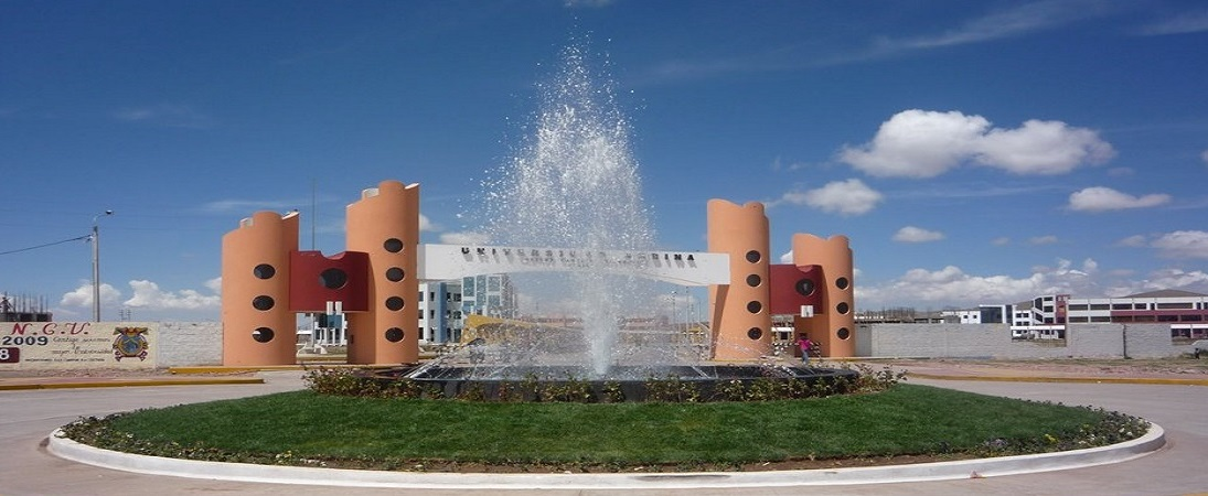 Universidad Andina Néstor Cáceres Velásquez - UANCV