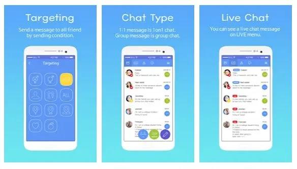 cari kenalan orang korea lewat aplikasi Achat