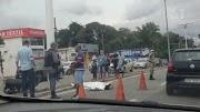 Jovem morre após perder controle de motocicleta e colidir em poste de iluminação em São Luís