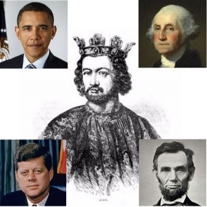 12 Year Old Girl Discovered That Almost All American Presidents Are Blood Related Except One, Find Out Who