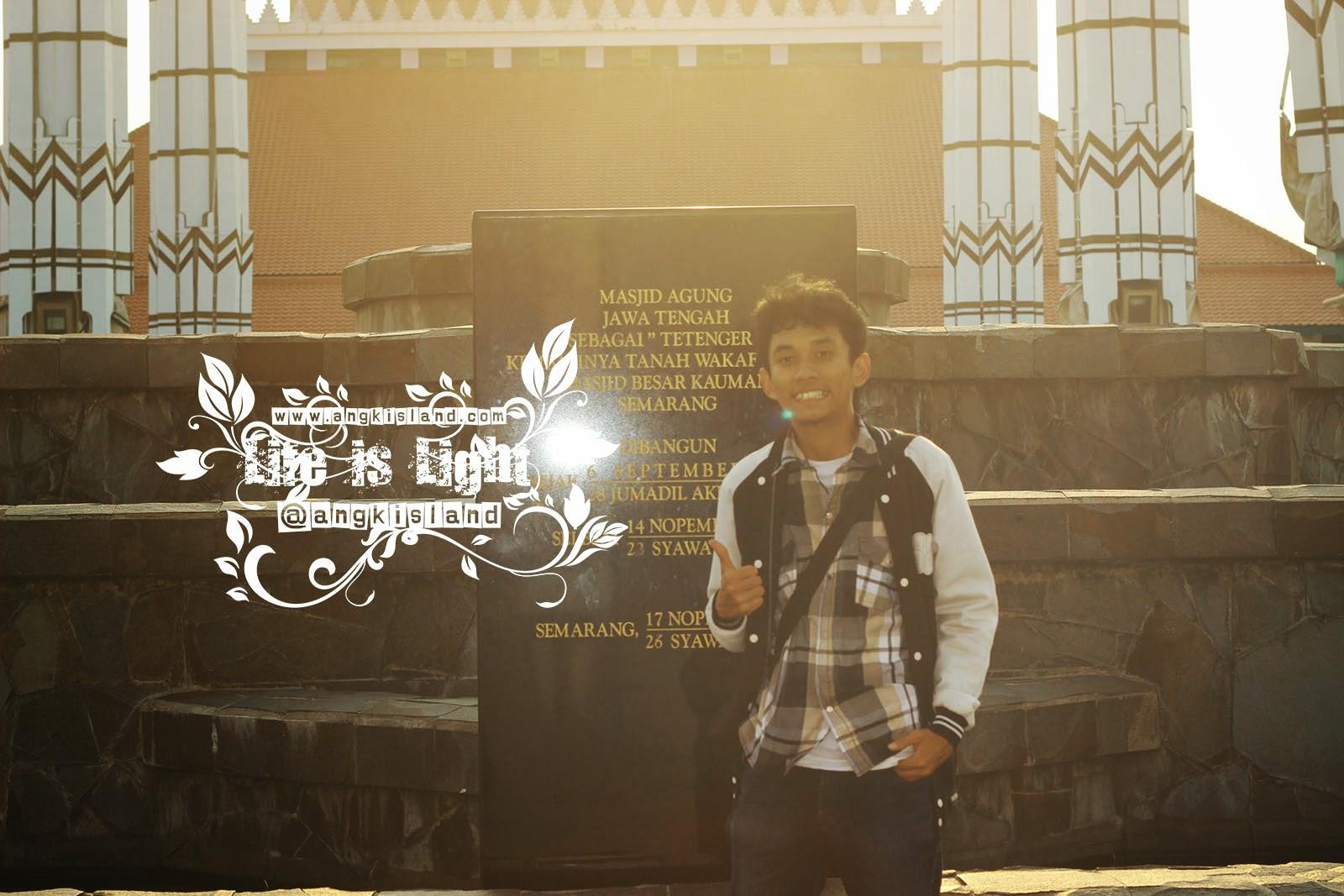 Free Masjid Agung Jawa Tengah