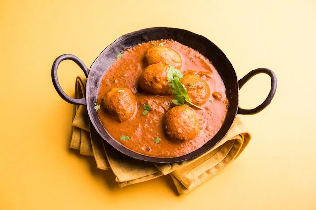 Kashmiri Dum Aloo Recipe in Hindi