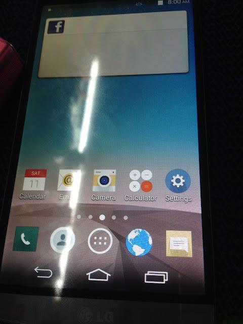 فلاشة لهاتف LG-D855 كوبي