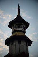 surau menara di kawasan SRG solok selatan