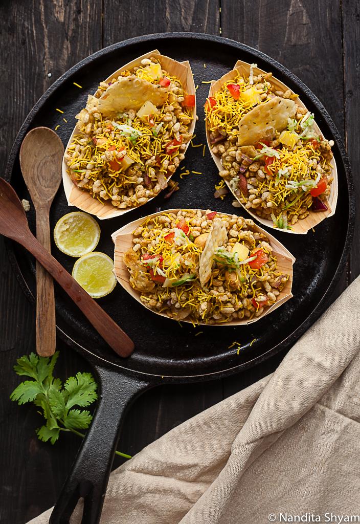 Behl- Puri- Indian-Fast-food