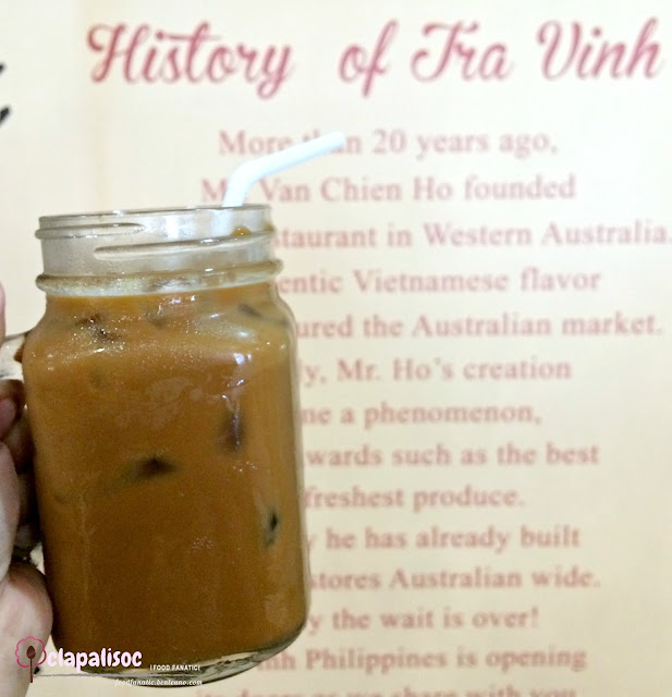 Vietnamese Iced Coffee  from Tra Vinh