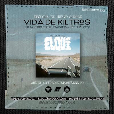 DONDE ESCUCHAR EL NUEVO SINGLE VIDA DE KILTROS