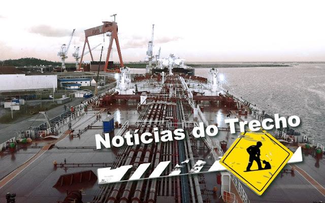 Resultado de imagem para Estaleiros nacionais sofrem com embarcações inacabadas